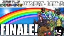 Castle Crashers - FINALE! (Castle Crashers Lets Play Part 19) - By J&S Games!