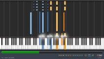 Wolfs Rain - Gravity - Kyle Landry Version (piano tutorial)