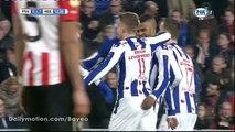 Mitchell te Vrede Goal HD - PSV 0-1 Heerenveen - 12-03-2016