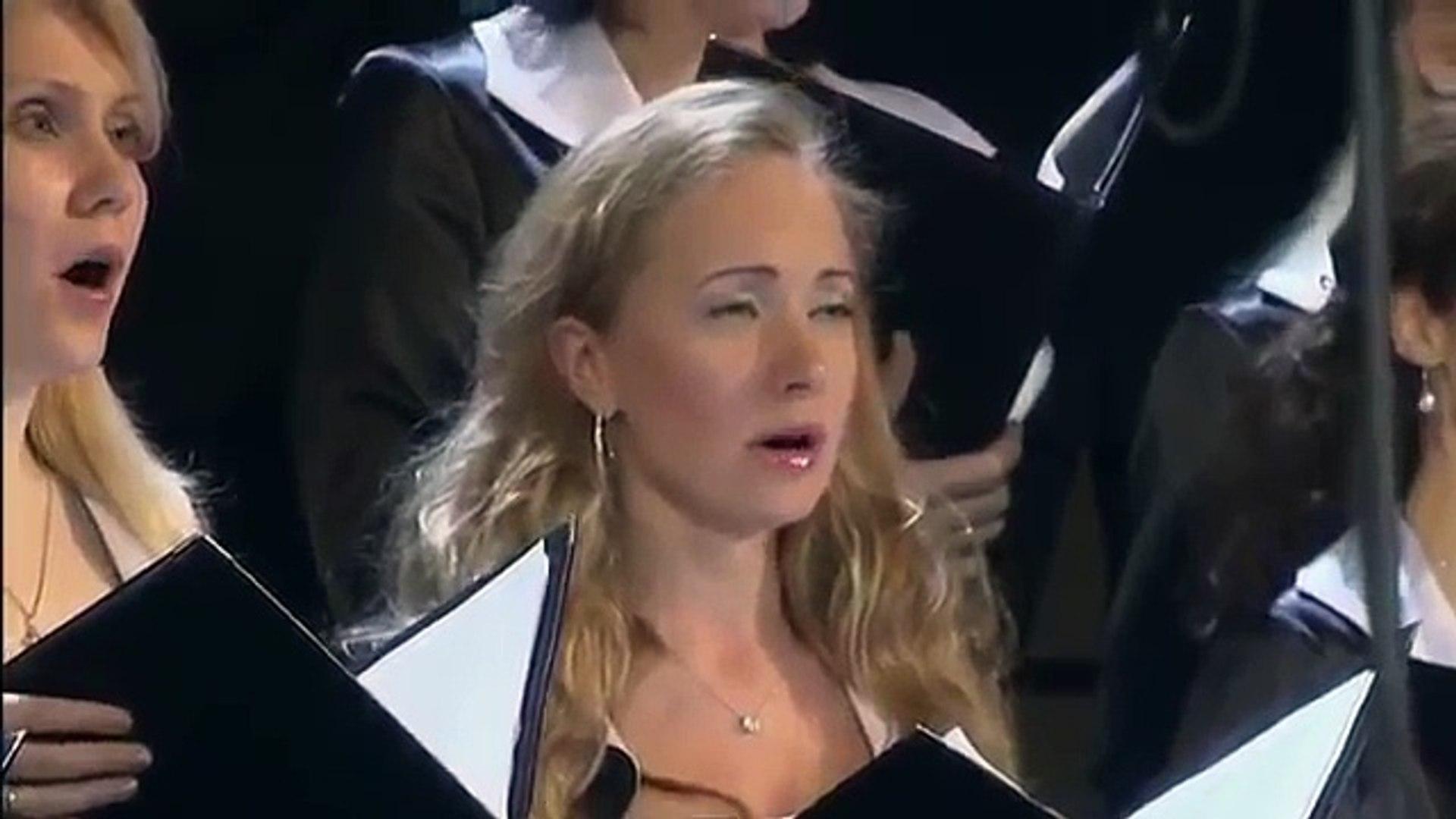 Д. Хворостовский Музыка души и сердца. Да исправится молитва моя