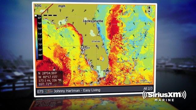 The Benefits of SiriusXM Marine Weather Service
