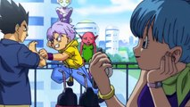 Dragon Ball Super 33 ドラゴンボール超 Anime Review Goku VS Frost Fight! Goku VS Botamo! Un