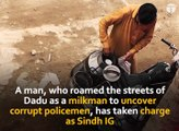 Man who patrolled streets as milk seller to uncover corrupt
