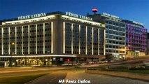 Hotels in Lisbon HF Fenix Lisboa Portugal