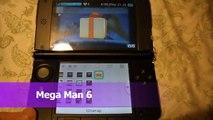 Unboxing Mega Man Megaman 6 3DS Nintendo eShop Virtual Console Rockman wily yamato plant p