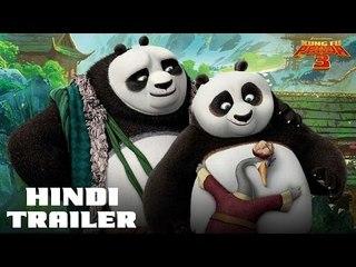 Kung Fu Panda 3 | Official Hindi Trailer | Releasing April 1