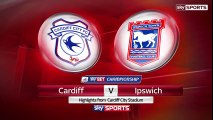 Cardiff 1-0 Ipswich (Championship) 12.03.2016