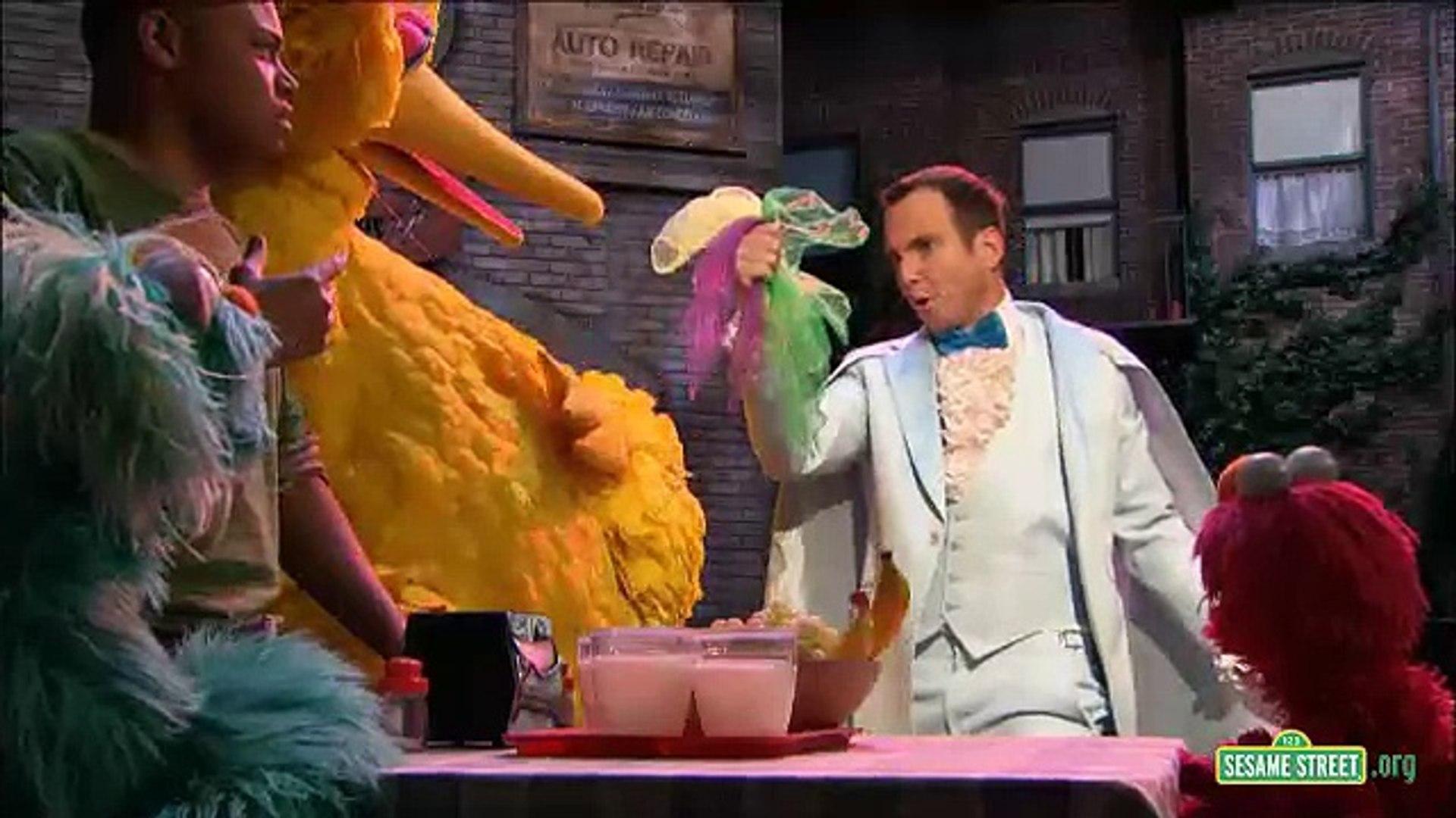 Sesame Street - Max the Magician
