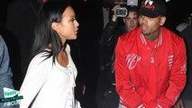 Chris Brown and Ex-Girlfriend Karrueche Tran Slam Each Other Online