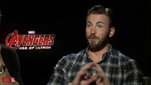 The Funniest Chris Hemsworth & Chris Evans Interview Youll Ever See!