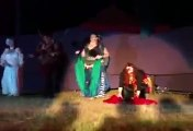 Arabian Nights Belly Dance Troupe Village festival 2009 opening ceremony part 2 fire element solo