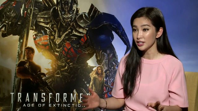 Transformers Interview: Li Bingbing
