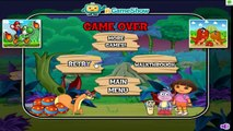 Dora Explore Adventure 2 - Dora adventure games -Dora the explorer Children educational games