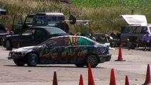 Liam Jenkins   BMW Graffiti