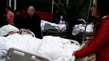 Samsun Medical Park Hastanesi Yangın Sonrası Tahliye Ediliyor