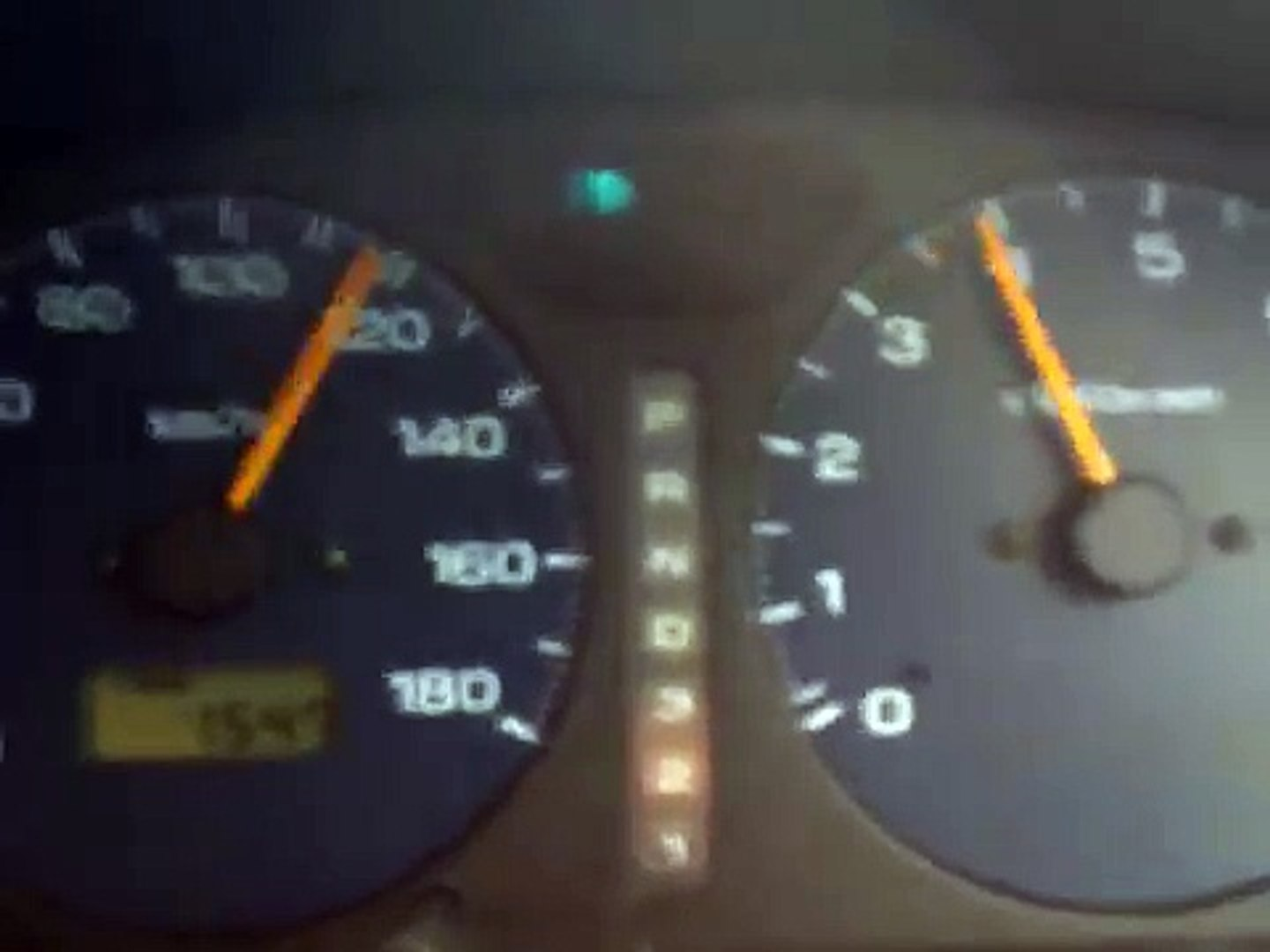 forester 068 top speed