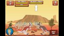 Wild Kratts Kicking Kangaroo Cartoon Animation PBS Kids Game Play Walkthrough