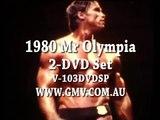 ARNOLD SCHWARZENEGGER - 1980 MR. OLYMPIA POSING ROUTINE - Bodybuilding Muscle Fitness
