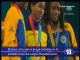 Jornada sin medallas doradas para Colombia en los Panamericanos