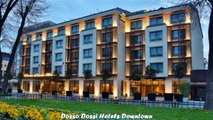 Hotels in Istanbul Dosso Dossi Hotels Downtown Tukey
