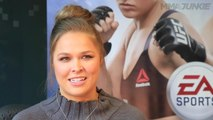 Ronda Rousey on new 'UFC 2' video game and why she refuses to play as herself