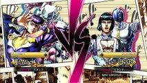 Jojos Bizarre Adventure All Star Battle Online Match #23 Bruno V.S Josuke