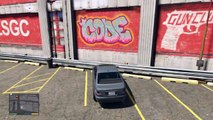 GTA 5 Getaway Car Tutorial Where To Put The Getaway Car