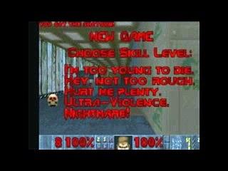 "Ducksel Gaming - Classic Doom - ""Test Run"""
