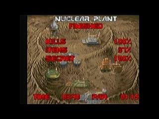 Ducksel Gaming - Classic Doom - E1M3: Toxin Refinery