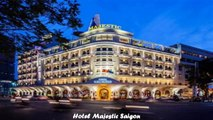 Hotels in Ho Chi Minh Hotel Majestic Saigon Vietnam