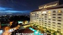 Hotels in Ho Chi Minh Hotel Equatorial Ho Chi Minh City Vietnam