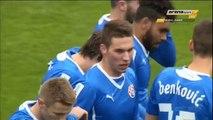 1-0 Marko Pjaca Goal Croatia  1. HNL - 13.03.2016, Dinamo Zagreb 1-0 Lokomotiva Zagreb