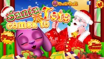 Santa Comes To Toto - The Spirit of Christmas - Santa Claus Is Coming To Town - Children Games