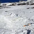 Skier Wipes Out on Jump