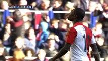 0-2 Bilal Bau015façu0131kou011flu Goal Holland  Eredivisie - 13.03.2016, Vitesse Arnhem 0-2 Feyenoord