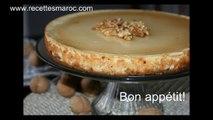 Gâteau au Fromage, à l'Érable & Noix - Maple Walnut Cheesecake -  - تشيزكيك سهل ولذيذ