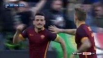 Alessandro Florenzi 0:2 | Udinese Calcio vs AS Roma Serie A