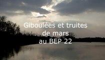 Giboulées et truites de mars au BEP22 - Mars 2016