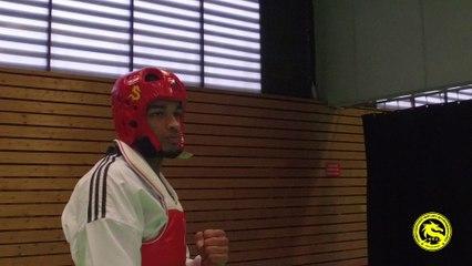 [TEASER 2] Taekwondo Combat Fight - Sipjin Strasbourg