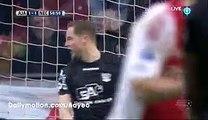 van Eijden R. (Own goal) HD - Ajax Amsterdam 2-1 NEC Nijmegen - 13-03-2016 RepostLike Gol-Live