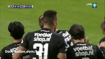 Jay-Roy Grot Goal HD - Ajax Amsterdam 2-2 NEC Nijmegen - 13-03-2016 -