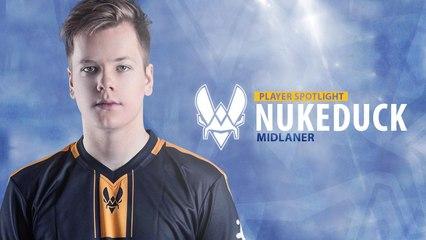 Team Vitality LCS 2016 - Player Spotlight #3 - Nukeduck