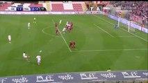 1-0 Nicolò Brighenti Goal Italy  Serie B - 13.03.2016, Vicenza Calcio 1-0 Trapani Calcio