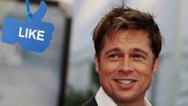 Brad Pitt - It's a lovely experience walking around a...