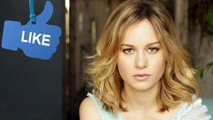 Brie Larson - I was home-schooled, was always very c...