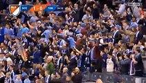 David Villa Goal Penalty Goal HD - New York City 1-0 Toronto FC - 13-03-2016