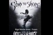 """Nigel Mazlyn Jones """" Frozen Waves"""" 1976 UK Acid Folk Rock"""
