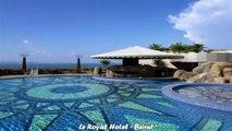 Hotels in Beirut Le Royal Hotel Beirut Lebanon