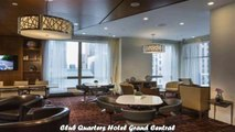 Hotels in New York Club Quarters Hotel Grand Central