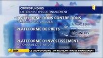 CJEC Martinique Conférence sur le crowdfunding - Martinique 1ere